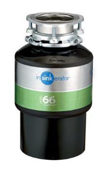 """טוחן אשפה InSinkErator דגם ISE 66 כ""""ס 0.75"""