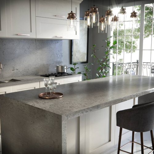 Silestone Kitchen - Brooklyn v2